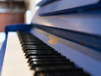 Website – The Blue Piano
