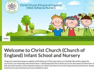 Website – Christchurch Primary