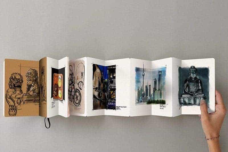 Graphic Design Layout Brochure
