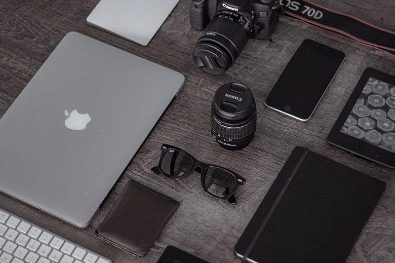 Desktop for Web Design